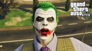 gta 5 online how to create the joker in gta 5 online