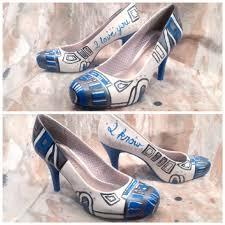 wedding shoes hk custom r2d2 wedding shoes my friend painted imgur