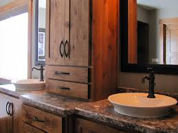 rustic bathroom vanity light fixtures home design ideas western