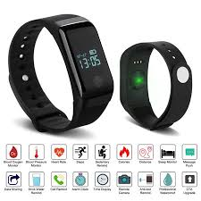 blood pressure bracelet iphone images Fixm ip67 waterproof fitness tracker smart wristband heart rate jpeg