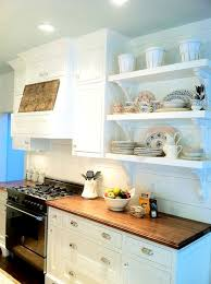 Best Kitchens Images On Pinterest Butcher Blocks Butcher - White kitchen cabinets with butcher block countertops