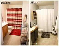 Modern Farmhouse Bathroom Modern Farmhouse Guest Bathroom Makeover Addicted 2 Diy