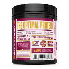 D Collagen collagen peptides hydrolyzed protein powder unflavored zhou