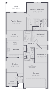 rosewood floor plan rosewood villages of avalon hawthorn inland