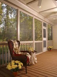 back porch designs for houses wonderful screened in porch and deck idea 2 porch decking and