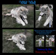 realistic costumes wolf costume by zhon on deviantart