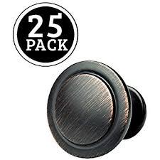 Bronze Kitchen Cabinet Hardware Cosmas 5560orb Oil Rubbed Bronze Cabinet Hardware Round Knob 1 1