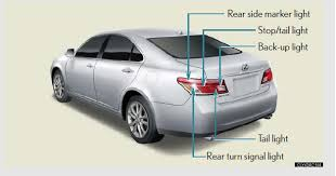 2008 lexus is 250 owners manual light bulbs do it yourself maintenance maintenance and care