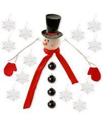 snowman tree national tree company snowman tree kit for the