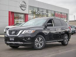 nissan pathfinder 2018 new inventory