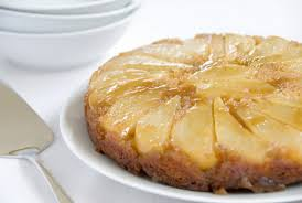 upside down pear cake recipes for food lovers including cooking