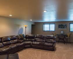 house basement open floor plans with walkout basement garage