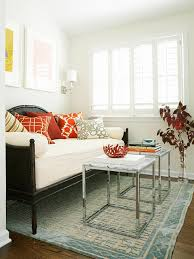 small space solutions for every room small rooms daybed and
