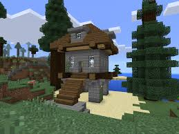 small 2 story raised house minecraft creations pinterest small 2 story raised house