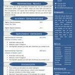 free one page resume template 41 one page resume templates free