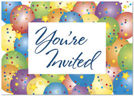 business invitations you re invited 755d y