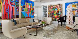 david mann designs a new york city apartment architectural digest