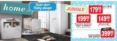 cora promotion jungle produit maison cora chambres de bébé