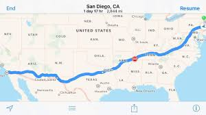 Map Your Road Trip 10 Tips For Your Cross Country Road Trip
