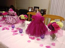 baby shower centerpieces girl girl baby shower centerpiece ideas awesome ideas baby shower