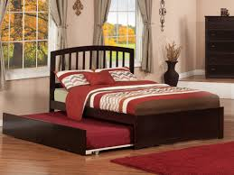 Richmond Bed Frame Richmond Trundle Bed Atlantic Furniture