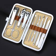 aliexpress com buy nail art manicure tools set nails clipper