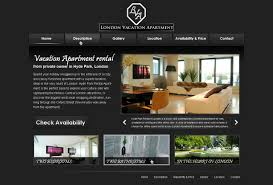 Vacation Homes In London Free Vacation Rental Website Template 11 Phpjabbers