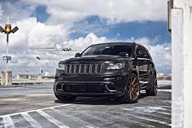 stanced jeep srt8 jeep grand cherokee srt8 suv adv1 wheels tuning cars wallpaper