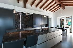 Backsplash For Kitchen With Granite Kitchen Impressive Black Granite Kitchen Countertops Amazing