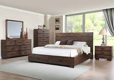Rustic King Bedroom Set Rustic Bedroom Furniture Ebay