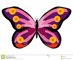 colourful purple butterfly stock photo image of illustrate 2185710