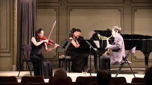 concours musique de chambre trio météore 1er prix musique de chambre 2014 concours bellan