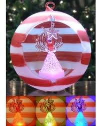 spectacular deal on led lighted glass globe ornament