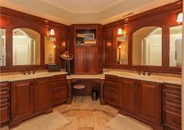 craftsman bathroom vanity cabinets 25 craftsman style bathroom designs vanity tile lighting