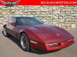 corvette z4 used chevy corvette c4 for sale lisle bill corvettes