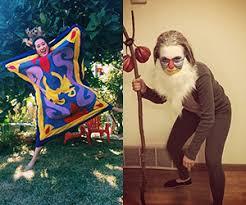 disney character costumes diy costume model ideas