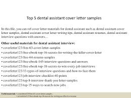 dental assistant cover letter dental assistant cover letter card