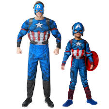 Captain America Halloween Costumes Shop Children Christmas Boys Kids 2017 Halloween