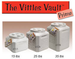 Decorative Dog Food Storage Containers Pet Supplies Vittles Vault Outback 15 Lb Airtight Pet Food