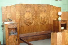 Art Deco Hille Bedroom Suite Cloud  Art Deco Furniture Sales - Art deco bedroom furniture for sale uk