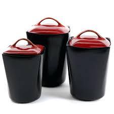 red kitchen canister set red kitchen canister sets or rustic kitchen canister set marvelous