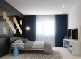 bed back wall design bed bed room wall design