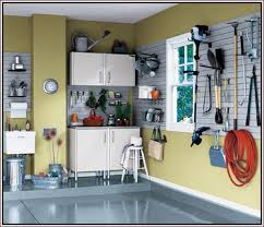 Simple Garage Cabinets Ideas Home Design Ideas - Garage interior design ideas