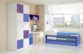 modern boys bedroom top bunk with all side rails corner storage
