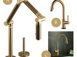 Good Kitchen Faucet Kitchen 40 Amazing Modern Brass Kitchen Faucet Best Images About