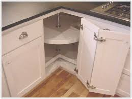 Lazy Susan Kitchen Cabinet Plans Cabinet  Home Decorating Ideas - Lazy susan kitchen cabinet plans
