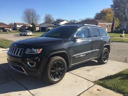 jeep cherokee black 2015 2015 jeep grand cherokee rims matte black proplastidip
