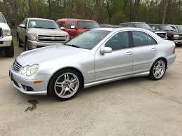 2006 mercedes c55 amg 2006 mercedes c55 amg for sale in cincinnati oh stock 12789