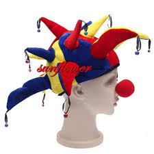mardi gras hat 2018 kid mardi gras hat horns bell clown joker hat