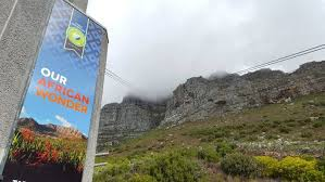 Table Top Mountain by Visiting Table Top Mountain In Cape Town South Africa